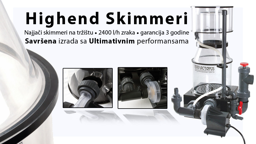 HIGH END SKIMMERI